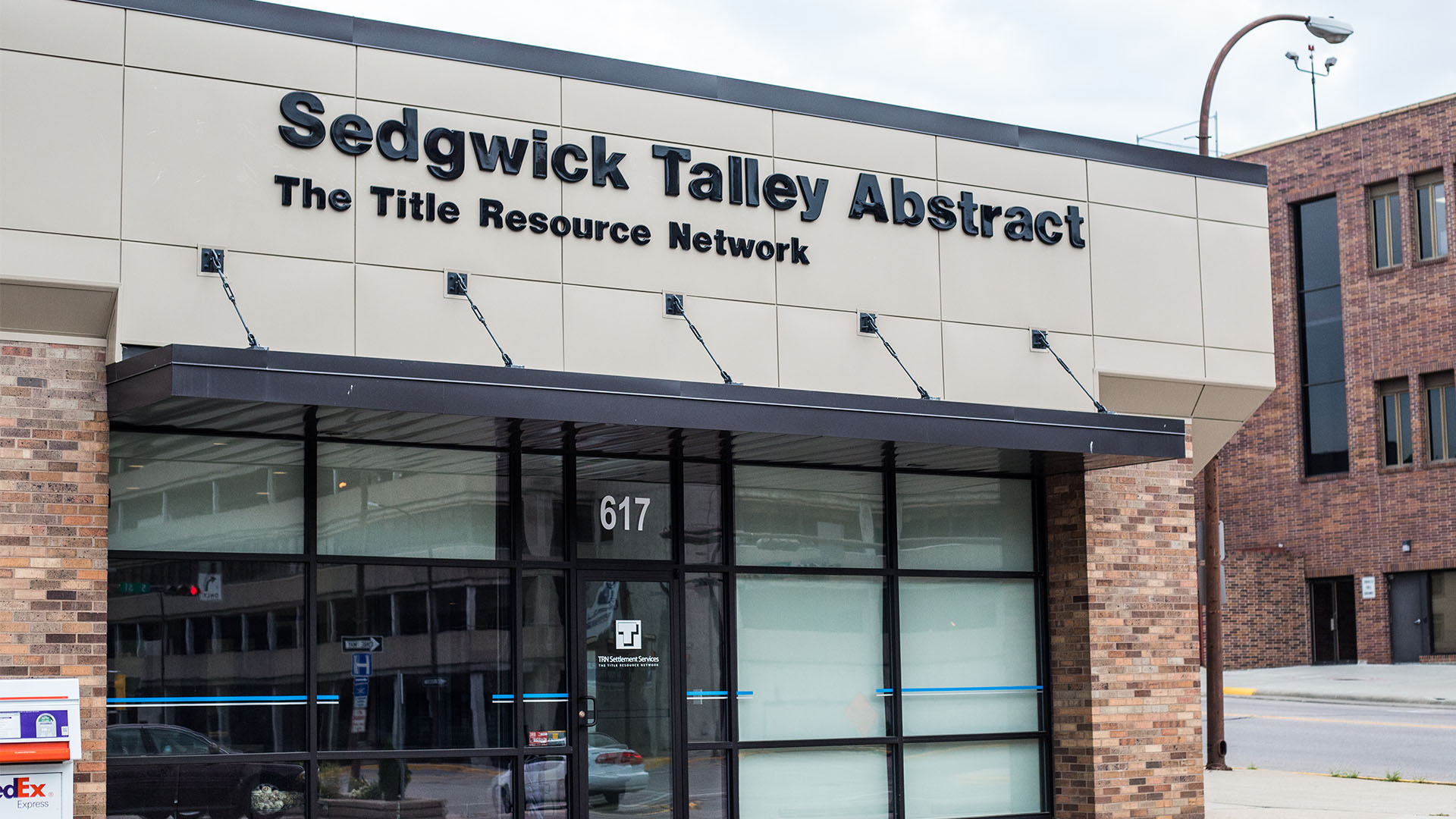 Sedgwick Talley Abstract