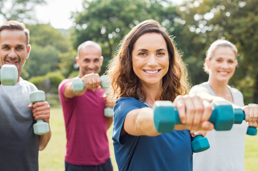 Join a team - Join a training team and sweat hard, look great, and feel healthy. Team training is filled with camaraderie, fun, encouragement and accountability to keep you motivated, and to keep you reaching your goals.