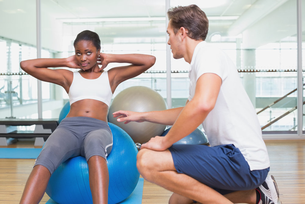 Take it further with personal training - Get results faster and easier with personal training. One-on-one personal training sessions provide a hands-on, personalized fitness plan, developed to meet your unique needs and to keep you engaged. Get results you can't get on your own and get those results quicker with step-by-step coaching from our fitness professionals. This is training focused on you.