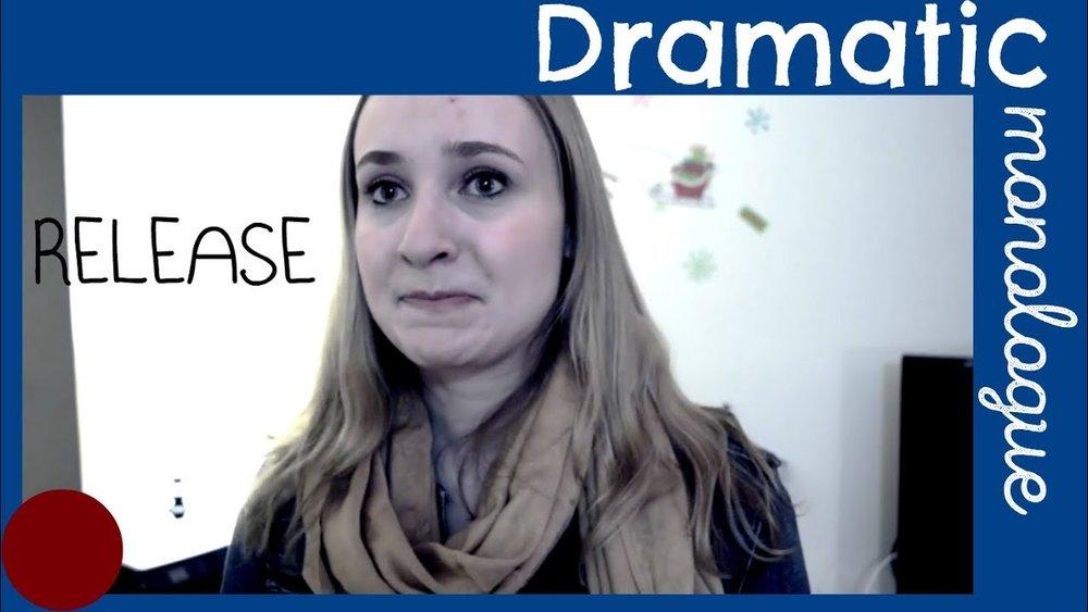 Greys Anatomy Dramatic Monologue Tuesdays With Tiffany C