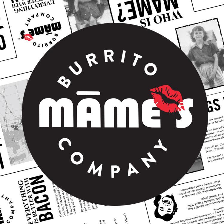 Mame's Burrito Company