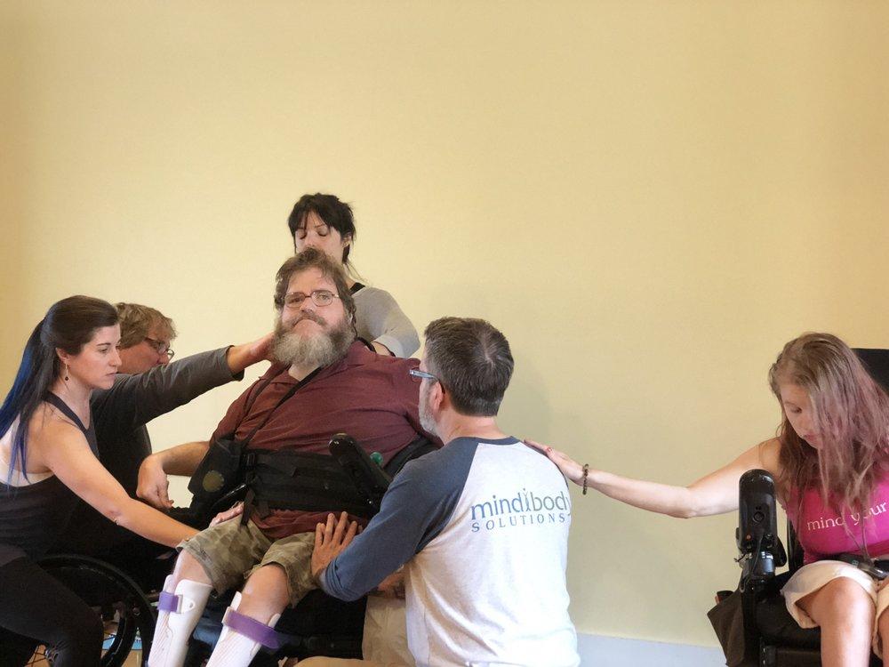 Mind Body Solutions Workshop, Minnetonka, Minnesota 2018