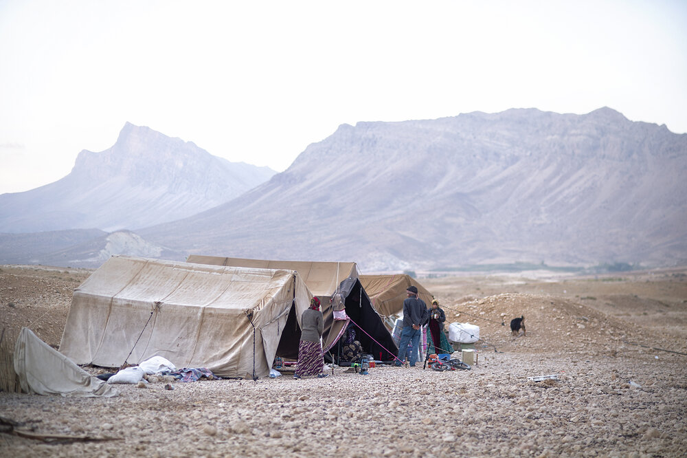 NOMAD'S CAMP