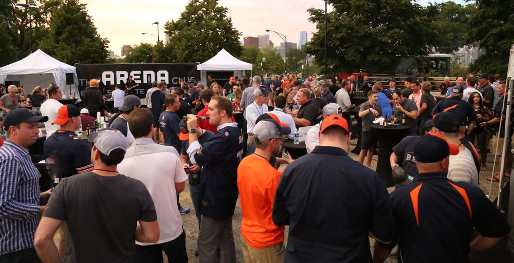 - HIGH-END TAILGATING OPTIONS (Fansided)