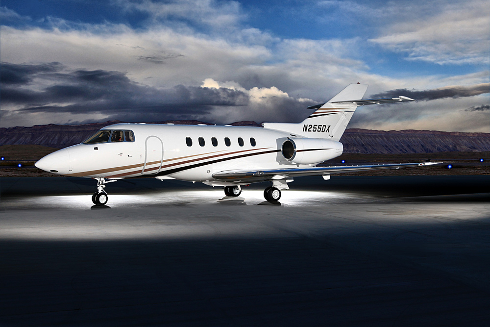 Private Charter Provided by Big Game Air