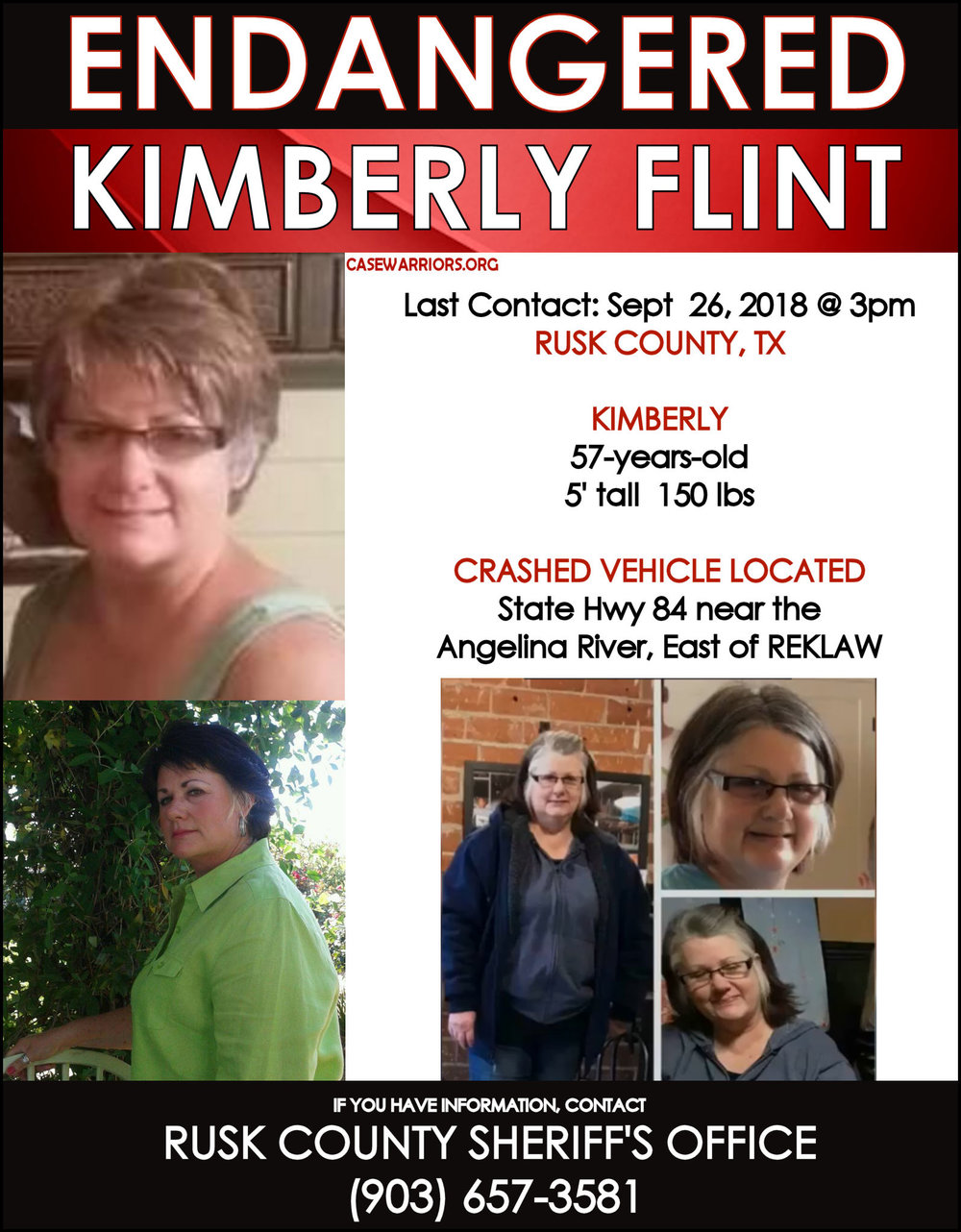 KIMBERLY FLINT