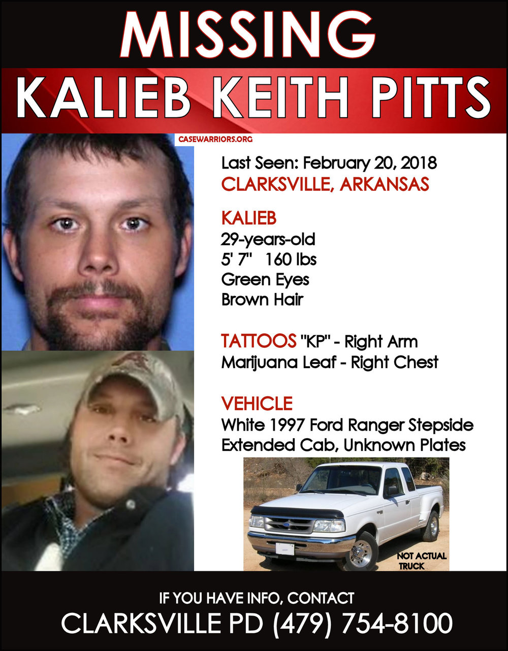 KALIEB KEITH PITTS