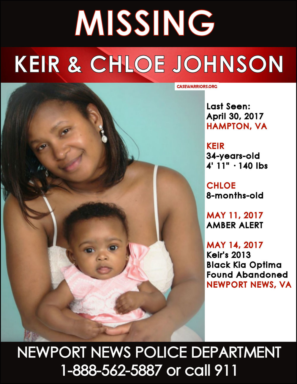 KEIR & CHLOE JOHNSON