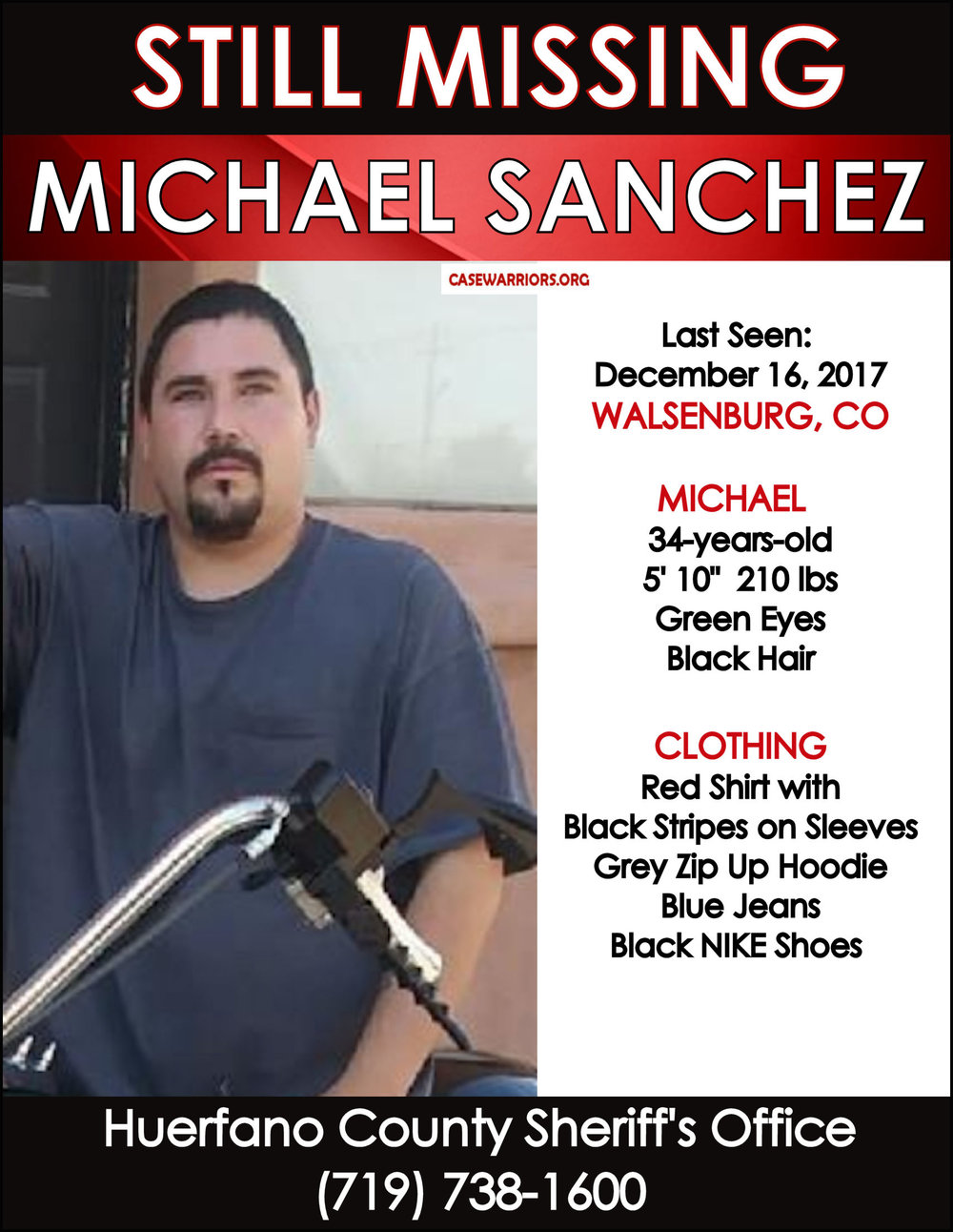 MICHAEL SANCHEZ