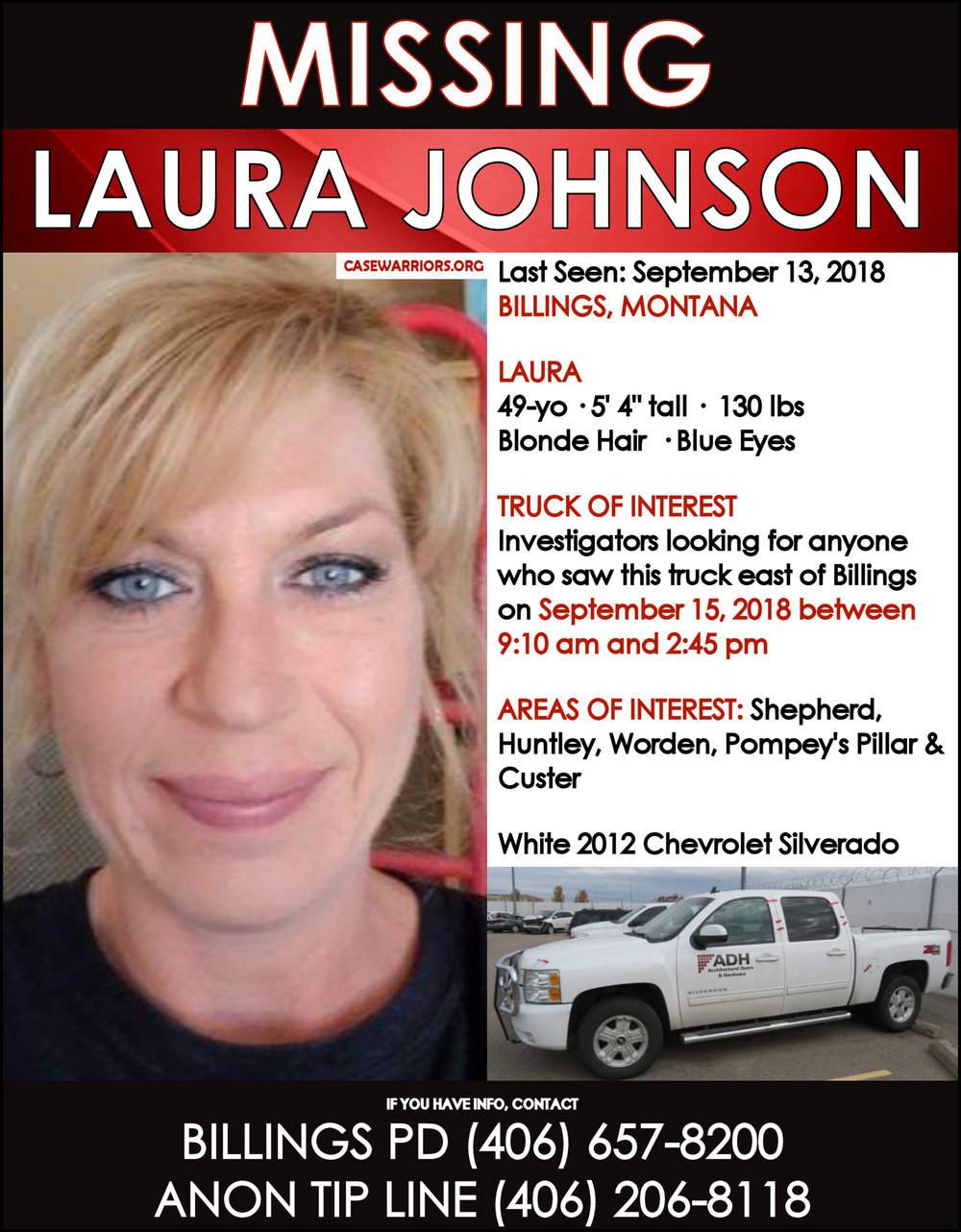 LAURA JOHNSON