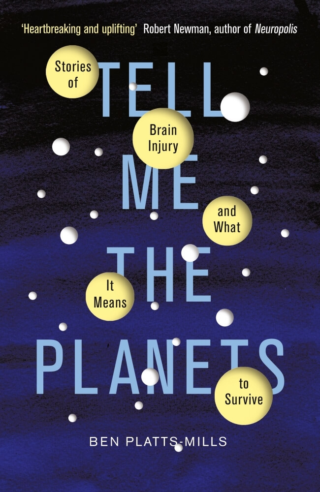 Cover of book, Tell Me the Planets
