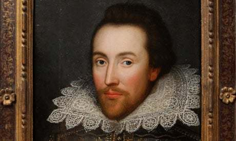 William Shakespeare's Portrait