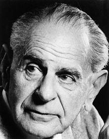 Karl Popper - extremely reasonable guy