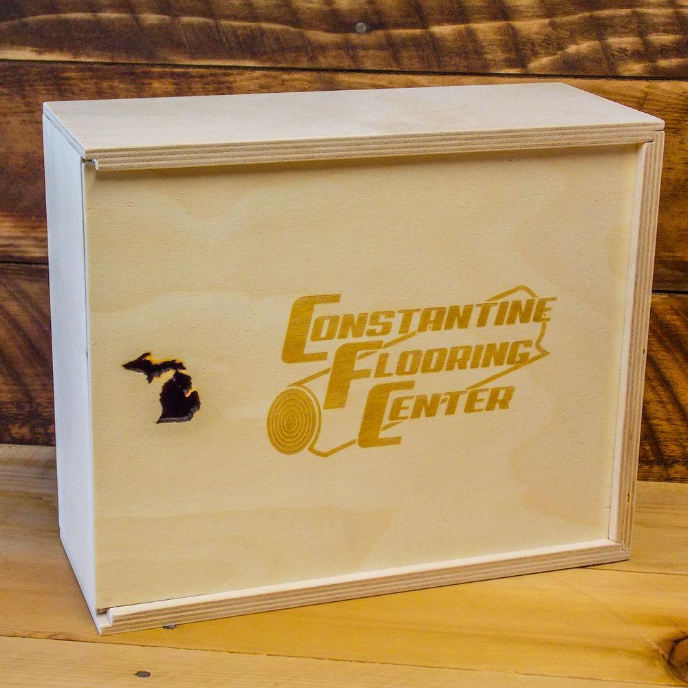 Constantine Flooring Center gift box