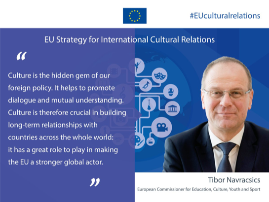- SYM Consulting conducted a study for EUNIC (EU National Institutes of Culture) to assess progress in collaboration between EUNIC members as a positive contribution to EU policy. Findings and recommendations were presented to the EUNIC General Assembly in Paris, June, 2018.The report and presentation reported on progress since an initial baseline review of the extent of collaboration between EIUNIC Members carried out in 2015.By taking a longitudinal view of evaluation, it was possible to identify where real progress had been made, and where work remained to be done.