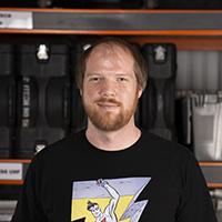 Ian Morrison  Logistics Coordinator
