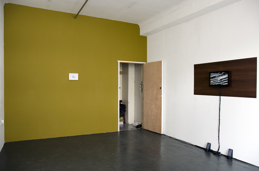 The Watergate Complex (installation view)  Rice+Toye , London May 9–18, 2015