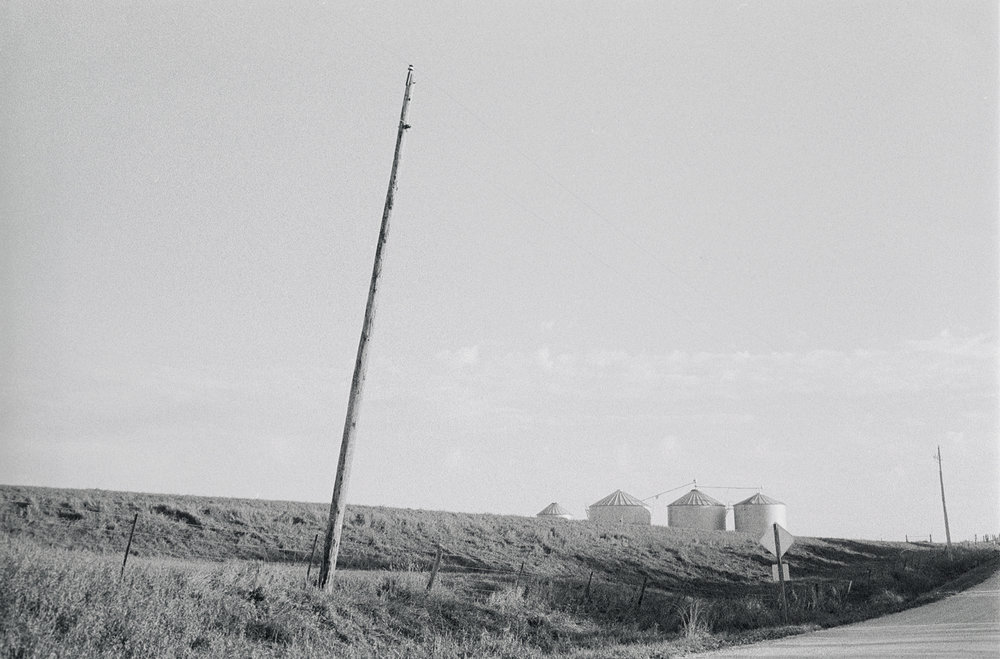 Prairie, West Branch, Iowa Gelatin silver print, 4 x 6 in From the book 13 Presidents Published by  Slimvolume  (2016)