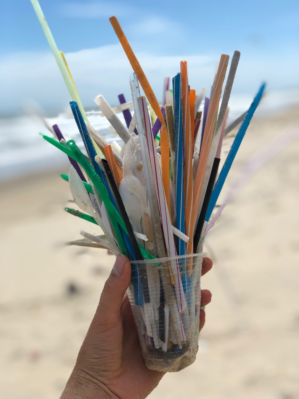 Single Use Plastic is destroying the places we love! Opt for more eco-minded alternatives when at home and traveling!