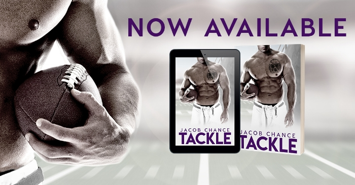 Tackle Jacob Chance Now Available.jpg