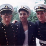 Ward & Buddies after Color Parade '95