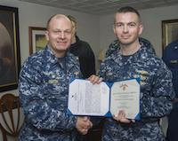 GW Award - December 2014