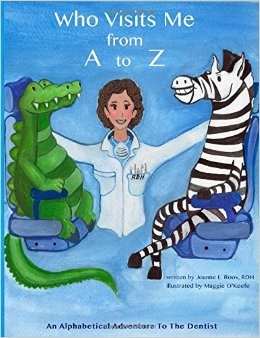 Who Visits Me from A to Z Children's Book