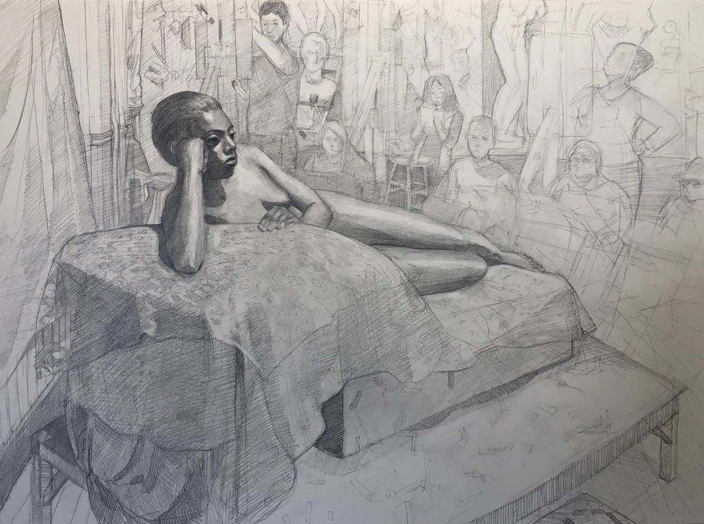 Jodelle reclining