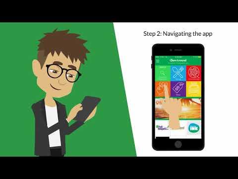 SaveAround Companion Savings Mobile App