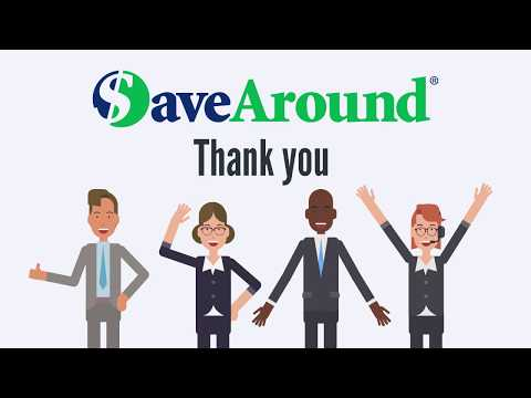 Thank You For Fundraising With SaveAround!