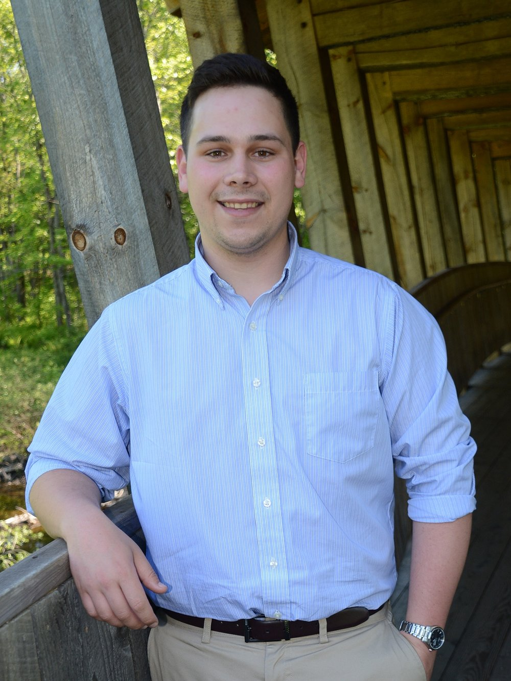 Ben Chaine - Real Estate & Insurance Agent - Ben is a great addition to our local team, born and raised in Bridgton! Acquiring his real estate license in 2017, he will use his local knowledge to help you with all of your real estate needs. He is a young ambitious realtor who feels he can connect well with the younger generation buying their first homes and connect with sellers marketing to this demographic. Ben studied business at Thomas College in Waterville, Maine and looks forward to helping you find your new home!Ben also has his insurance license and would be happy to help you with your insurance needs!