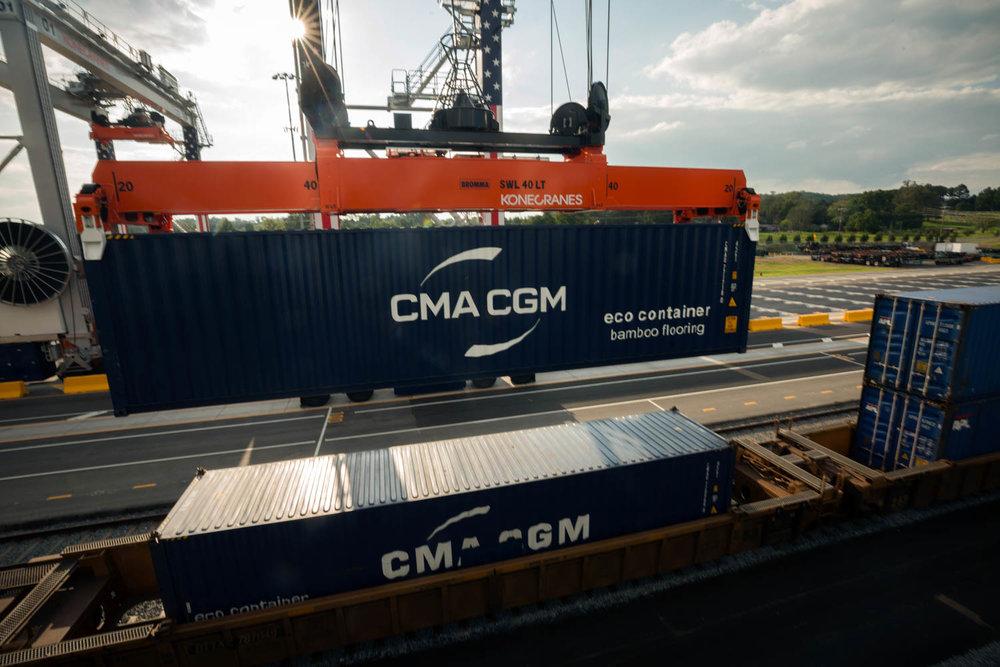 GPA - Appalachian Regional Port