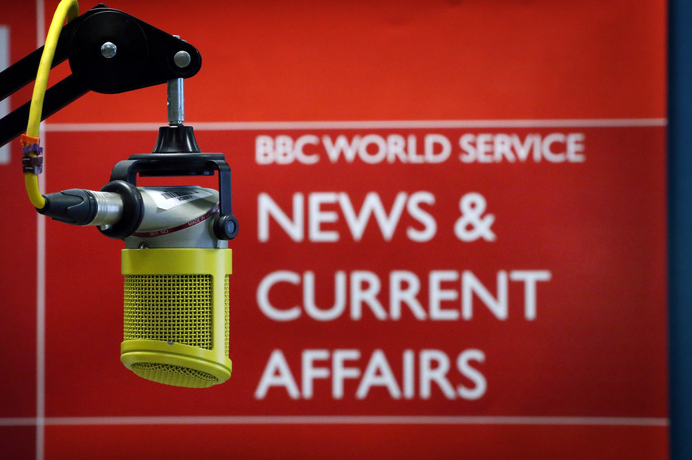 BBC World Service - Lawrence Pollard