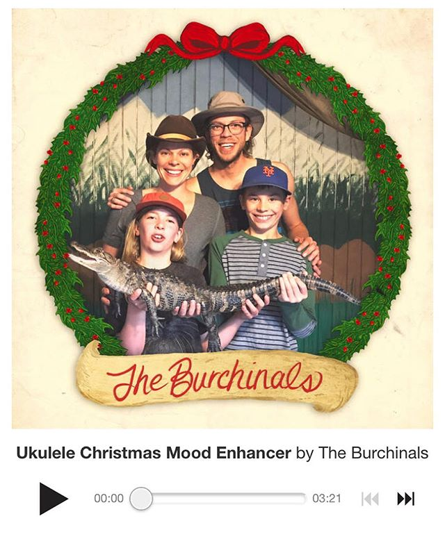 Merry Christmas from the Burchinals! - https://theburchinals.bandcamp.com/releases - Keep the change you filthy animals.