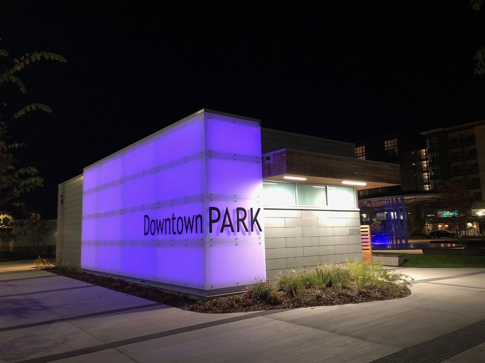 Outdoor Activities - Downtown Park - Downtown Redmond