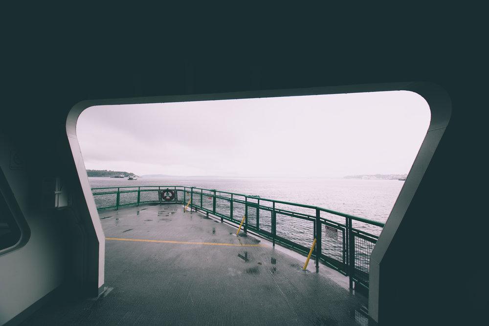 Transportation - Seattle - Bainbridge Ferry