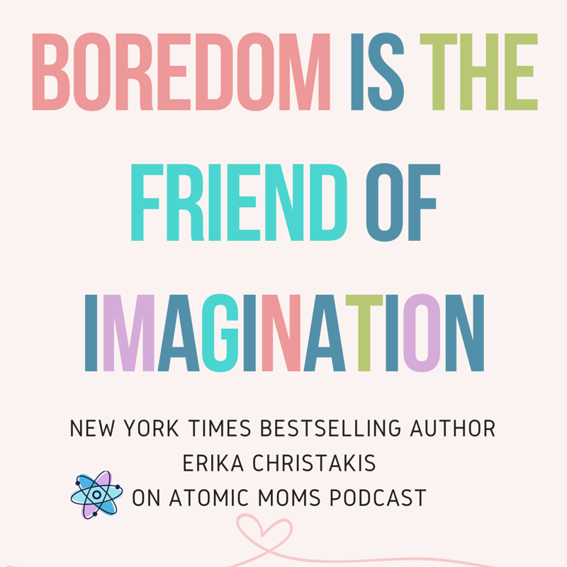 erika christakis on Atomic Moms podcast
