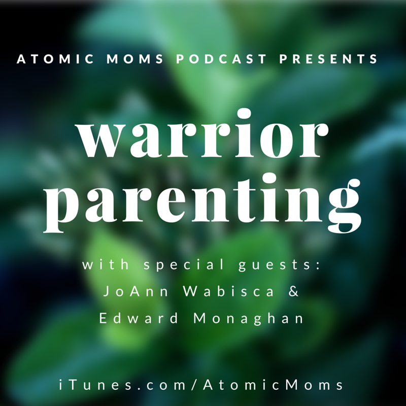 Atomic Moms Podcast: iTunes.com/AtomicMoms