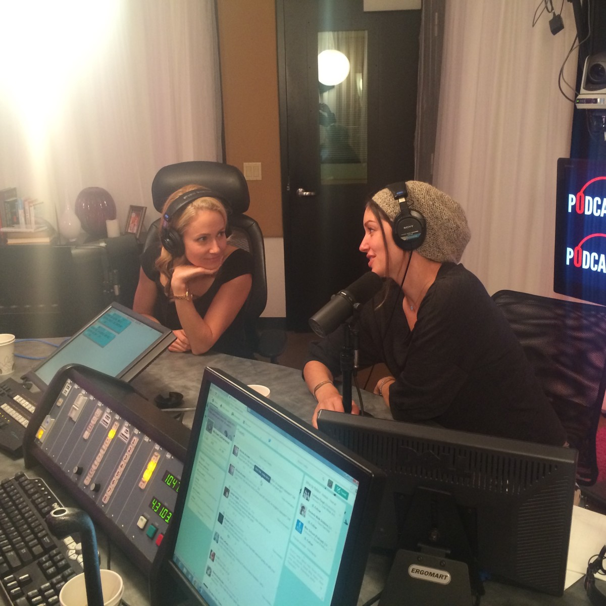 Atomic Moms on LoveLine