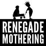 Renegade Mothering | Janelle Hanchett : Mom Friends, Parenting Styles, Addiction | Atomic Moms podcast | Host Ellie Knaus | Motherhood |