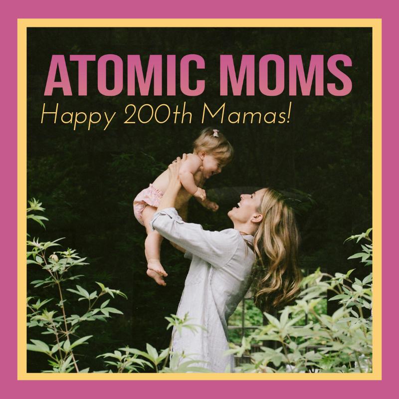 Santi White aka Santigold on Atomic Moms with Ellie Knaus