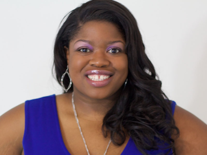 DEMISHIA WRIGHT - Many battle with the professional tug-of-war between Corporate America and entrepreneurship. Demishia Wright, the