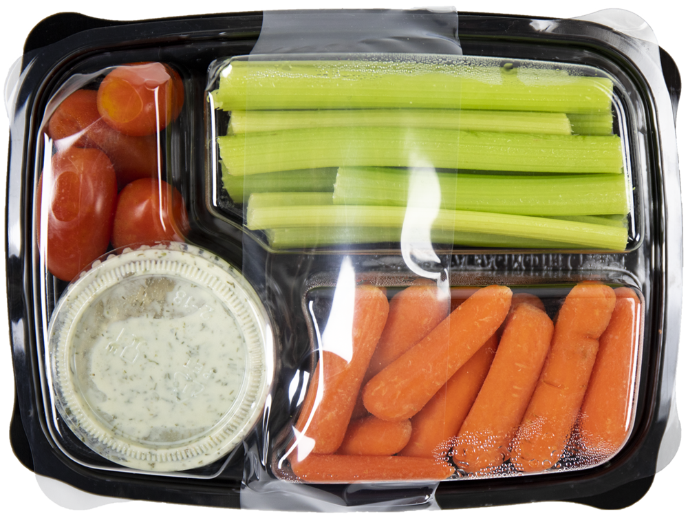 VEGGIE SNACKER 8OZ - 81035
