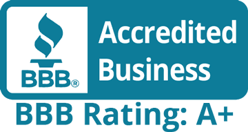 Better Business Bureau Accreditation with an A+ rating for Generation Mortgage, LLC
