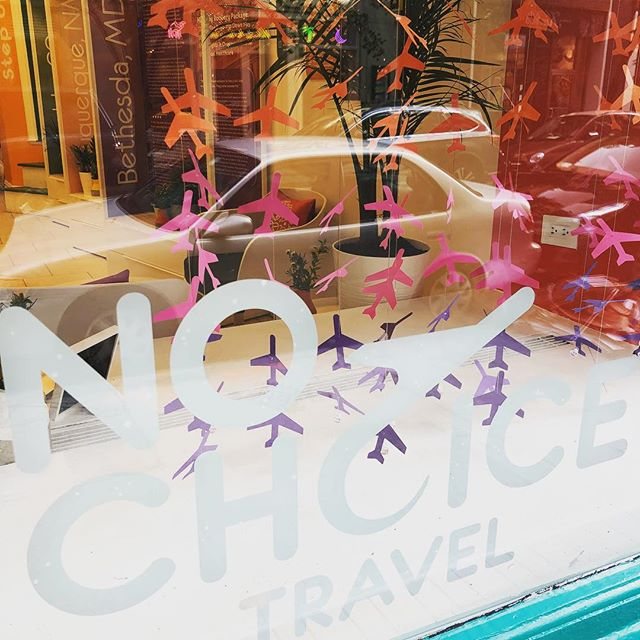 It's our LAST DAY at 230 Mulberry St. Come on in, we're open til 4pm! #nochoicetravel #travel #sunday #sundayfunday #sundayvibes✨