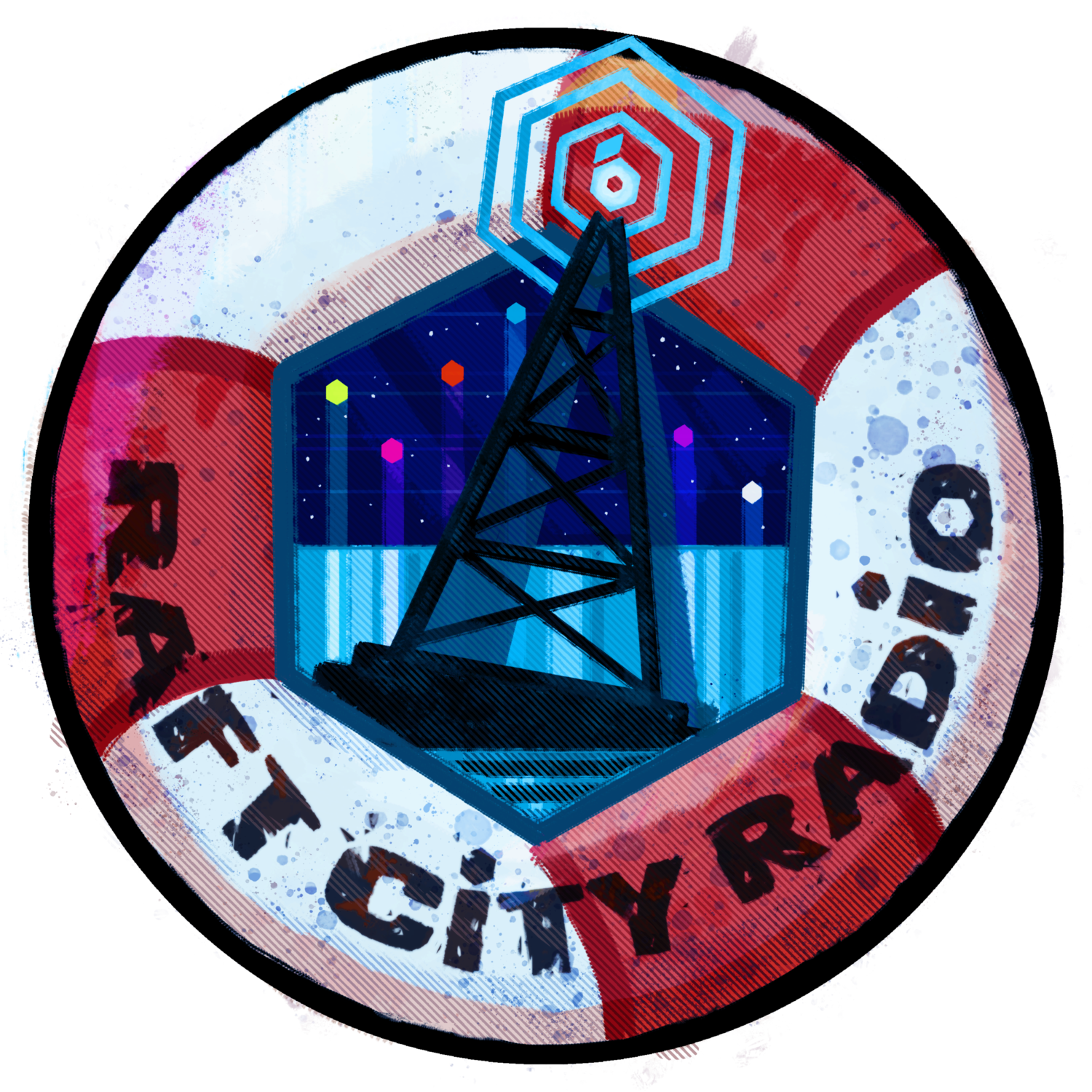 Raft City Radio