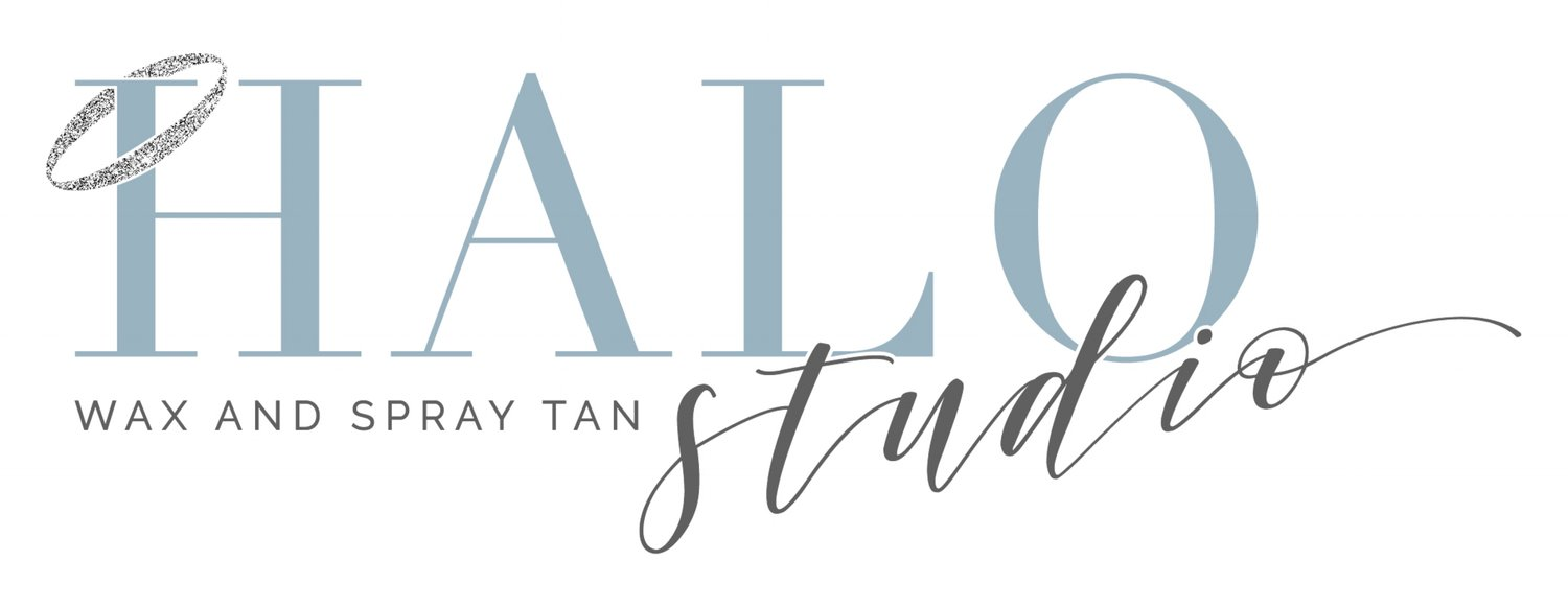 Halo Wax and Spray Tan