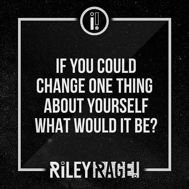 ❔❕❔❕❔❕❔❕ . ▪️▪️iF YOU COULD CHANGE ONE THiNG ABOUT YOURSELF WHAT WOULD iT BE?▪️▪️ . . ▫️LMK BELOW!▫️ . . . ✨✨ NOW STREAMiNG ON ALL PLATFORMS ✨✨ . . ⚡️⚡️JOiN @THE.RAGE.CREW GET FREE DOWNLOADS!⚡️⚡️ . . ⚡️ LiNK iN BiO ⚡️ . ▪️▫️▪️ @RAGEONTHETRACK ▪️▫️▪️ . . ☑️ #RageOnTheTrack #NewEarthTribal #QuestionOfTheDay #NewMusicAlert #TrapMusic #supportindieartists #Questions #NewMusic #NewEarth #5D #LightWorker #LightWarrior #EarthWarrior #NewArtistAlert #TribalMusic #motivationmonday #ArtistsOfInstagram #mondaymotivation #change #truthermovement #truthmovement #influentialartists #artists #influentialpeople