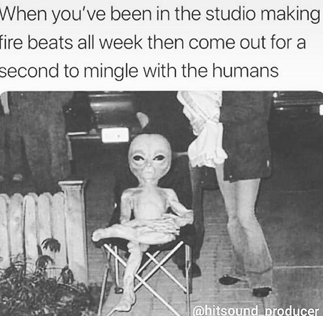 ▪️▫️🌝▫️▪️ . Repost @eeasezys ・・・ . ⚡️⚡️ FOLLOW @RAGEONTHETRACK FOR MORE #CONSCIOUS #CONTENT ⚡️⚡️ . . . ☑️#rageonthetrack #duality #yinyang #5d #newearth #newearthtribal #earthwarrior #lightwarrior . #repost @hitsound_producer  Good one! 😂👽👽👽 #forreal #sotrue 🎹🔥 #imanalien #beats #musicproducer #beatmaker #instrumentals #music