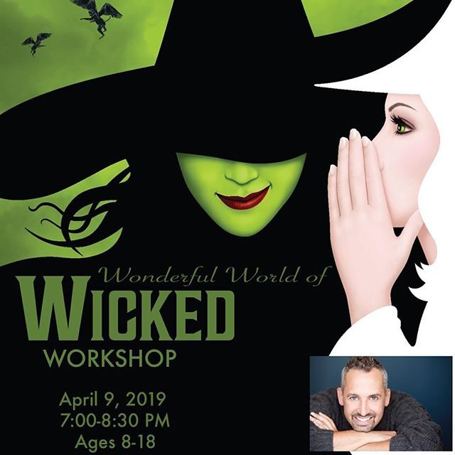 Join Original Broadway Cast member, and Broadway personality extraordinaire, Ben Cameron (Wicked, Footloose, Aida) for a night of singing, dancing, and wicked fun!⠀ Register at www.openartsalliance.org⠀ ⠀ ⠀ @bendoesbroadway⠀ @ymcagreenwich⠀ ⠀ #kidstheatre #wickedthemusical #musicaltheatre #bencameron #workshops #greenwichct⠀ ⠀